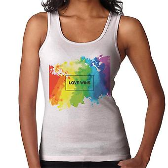 Pride Love Wins Women's Vest