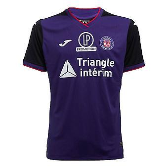 2019-2020 Toulouse Joma Home Football Shirt