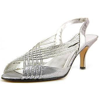 Caparros Womens Twilight Peep Toe Bridal Ankle Strap Sandals