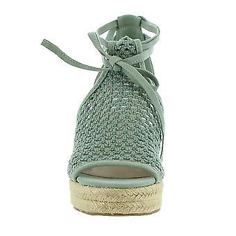 Steve Madden Donne bambino tessuto aperto toe casual Strappy sandals
