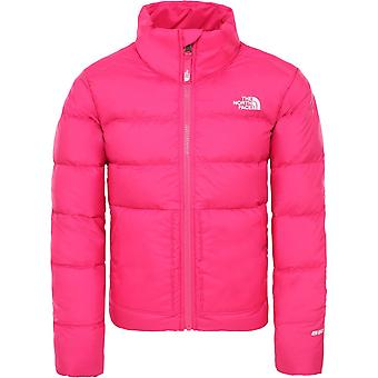 North Face Girl ' s Andes ned jakke XS/L