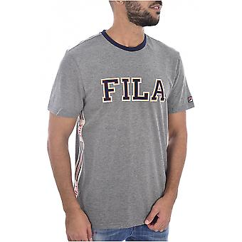 T shirt baumwolle logo 687005 - Fila