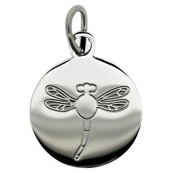 Outlander ispirato scozzese 'Da Mi Basia Mille' - 'Give Me A Thousand Kisses' Dragonfly Bracelet Charm