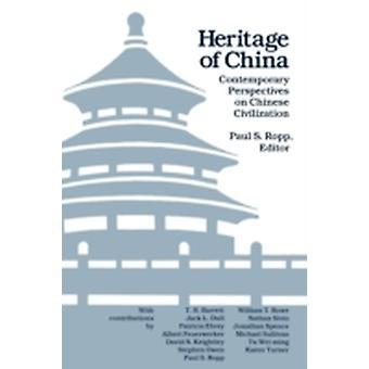 Heritage of China by Paul S Ropp