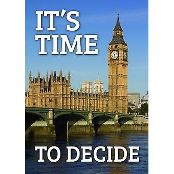 It's Time to Decide by Lois Williams - 9781910942956 Book