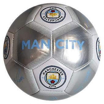 Manchester City Football Signature SV