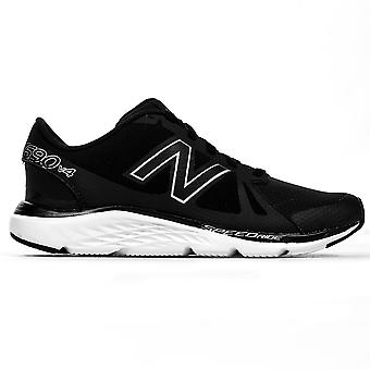 New Balance 690v4 Mens Running Fitness Trainer Shoe Black / White