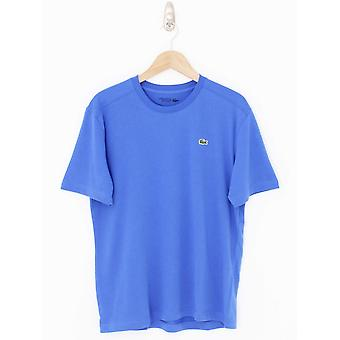 Lacoste Sport Classic Crew Neck Logo T-Shirt - Obscurity