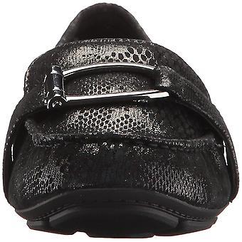 AK Anne Klein Sport Women's Petra Leather Loafer Flat