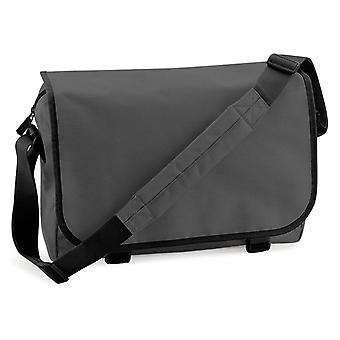 Messenger Bag - grå