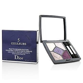 Christian Dior 5 Couleurs High Fidelity Kolory & Efekty Paleta cieni do powiek - # 157 Powiększać 7g/0.24oz