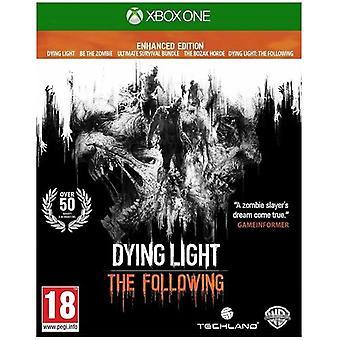 Kuolevan valo seuraavat Xbox yksi peli