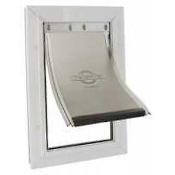 Petsafe Dog door Alum. Med.620 40x28 *