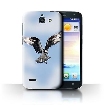 STUFF4 Fall/Abdeckung für Huawei Ascend G730/Osprey/Birds of Prey
