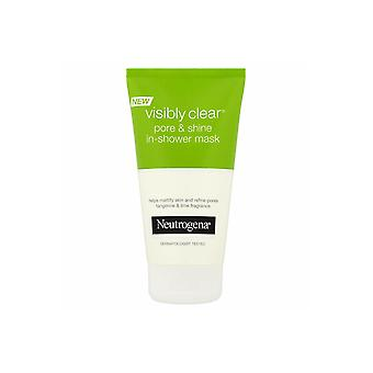 Neutrogena Visibly Clear Pore and Shine In Shower Mask 150ml