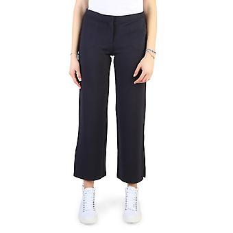 Armani jeans women's trousers blue 3y5p93 5jzaz