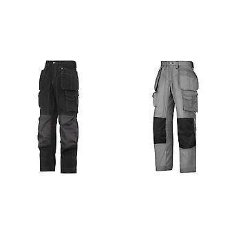 Snickers Mens Floorlayer Ripstop Workwear Trouser / Pant