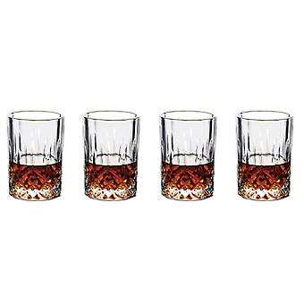 Aida Harvey Shotglas 4,7 cl Klar 4 pack