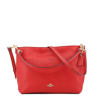 Coach Original Women All Year Shoulder Bag - Red Color 32264