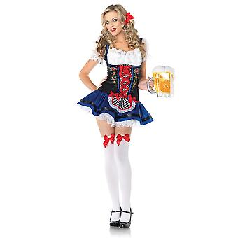 Flirty Fraulein Costume for women