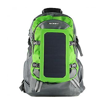 Solar Backpack With Usb Socket