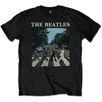 Beatles Abbey Road T-paita