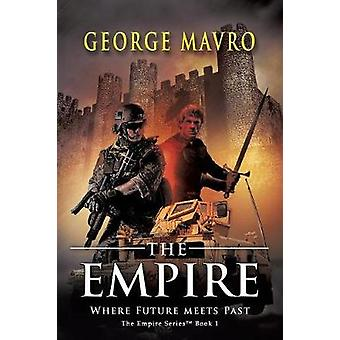 The Empire Constantinople Under Siege by Mavro & George