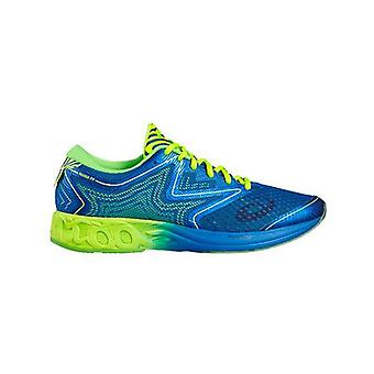 Running Shoes for Adults Asics NOOSA FF Blue Yellow/10,5