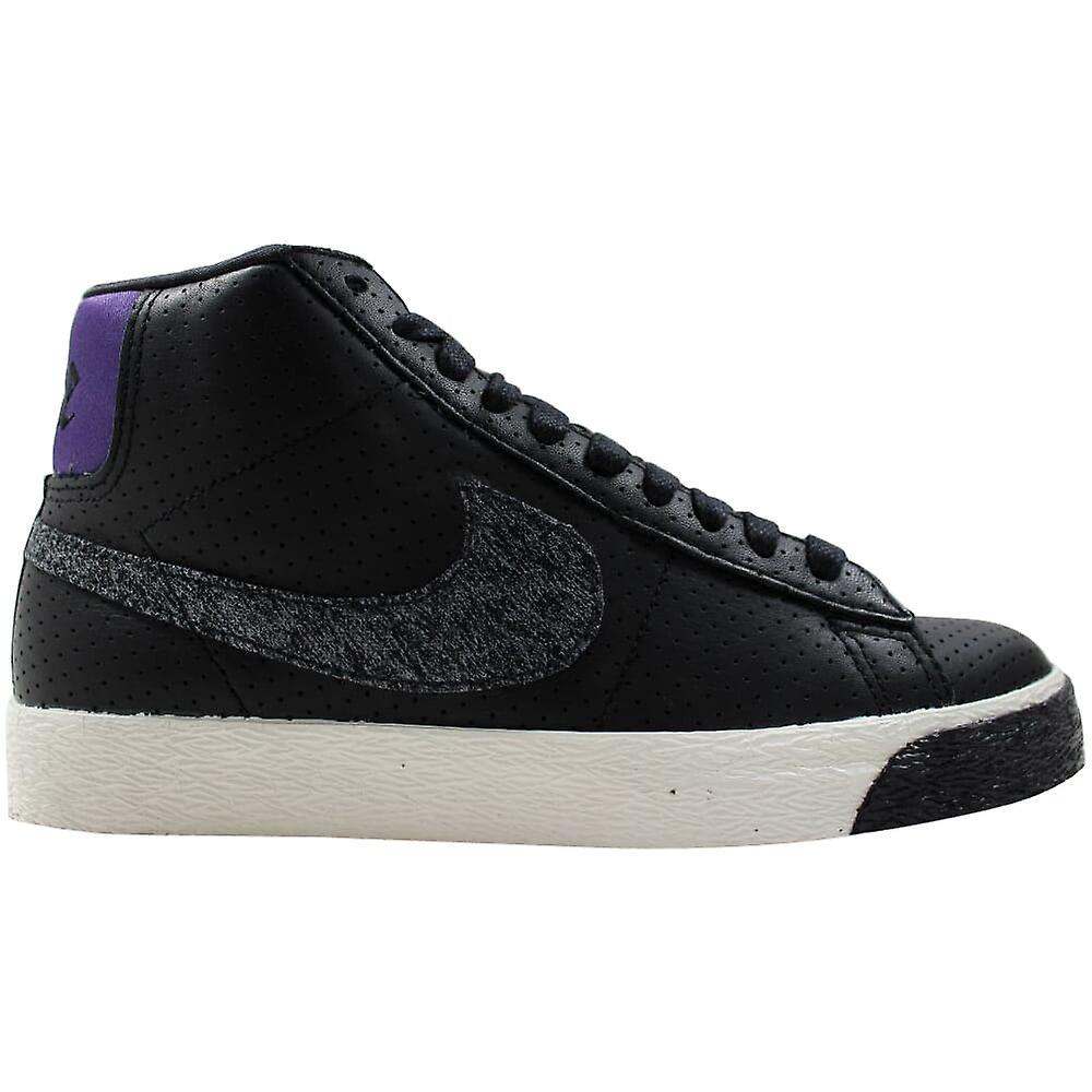 Nike Blazer Mid 6.0 Czarny 342256-001 Kobiety&s XHbvJ