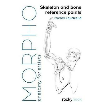 Morpho - Skeleton and Bone Reference Points - Anatomy for Artists by Mi