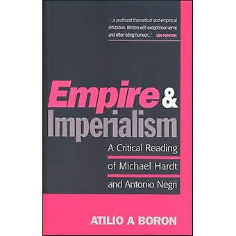 Empire and Imperialism: A Critical Reading of Michael Hardt and Antonio Negri