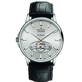 Edox Watches Les Bémonts Men's Watch Open Heart 85021 3 AIN