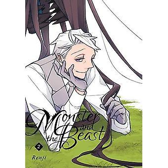 Monster & the Beast. Vol. 2 by Renji - 9781975359539 Book