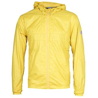 Pyrenex Abodi Yellow Lightweight Hooded Jacket