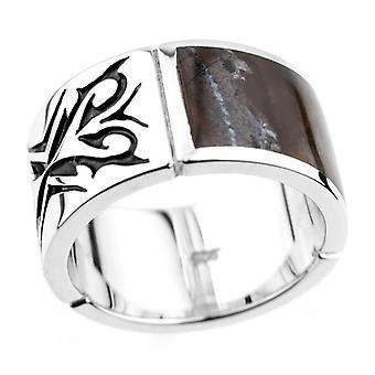 Férfi's Gyűrű Guess GC SW79008TE (Méret 22)