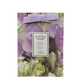 The Scented Home Duftsachet von Ashleigh & Burwood Freesia & Orchid