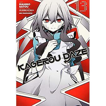 Kagerou Daze - Vol. 13 by JIN - 9781975359553 Book