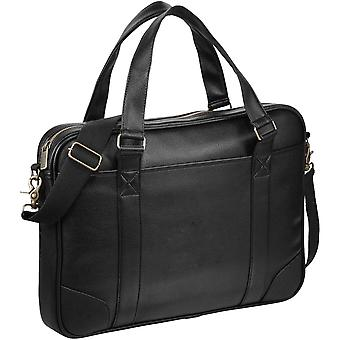 Avenue Oxford 15.6in Laptop Slim Briefcase (Pack of 2)