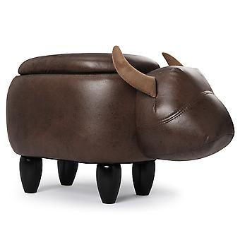 YANGFAN Animal Footstool