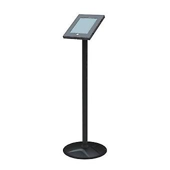 Brateck Anti Theft Secure Enclosure Floor Stand For Ipad Air Black