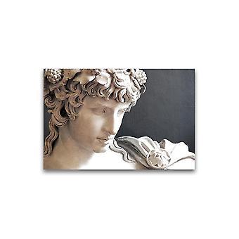 Dionysus Statue Plakat -Bilde av Shutterstock