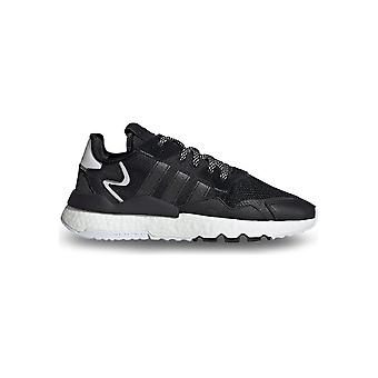 Adidas - Shoes - Sneakers - EE6254_Nitejogger - Men - Schwartz - UK 10.5