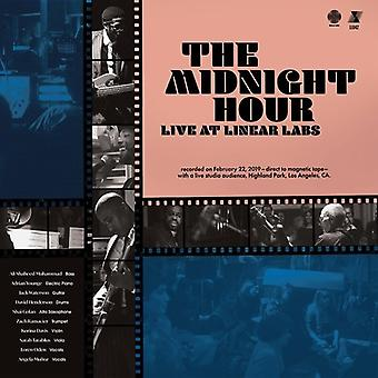 The Midnight Hour Live At Linear Labs [CD] USA import