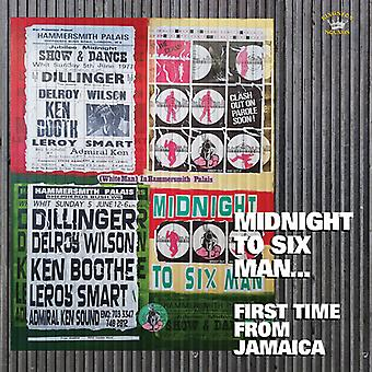 Various Artist - Midnight to Six First Time From Jamaica [CD] USA import
