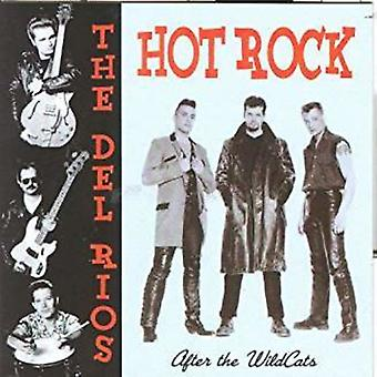 Del Rios & Hot Rock - After the Wildcats [CD] USA import