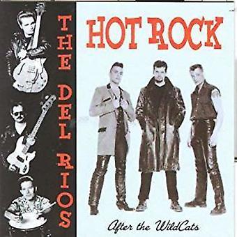 Del Rios & Hot Rock - After the Wildcats [CD] EE.UU. importa