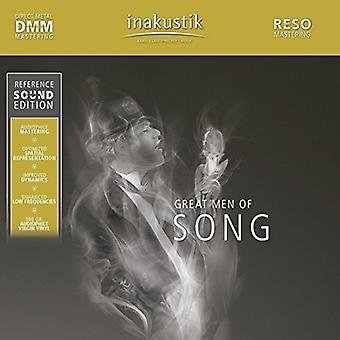 Reference Sound Edition - Great Men of Song [Vinyl] USA import