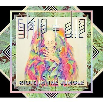 Skip & Die - Riots in the Jungle [CD] USA import