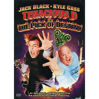 Tenacious D in the Pick of Destiny [DVD] USA import