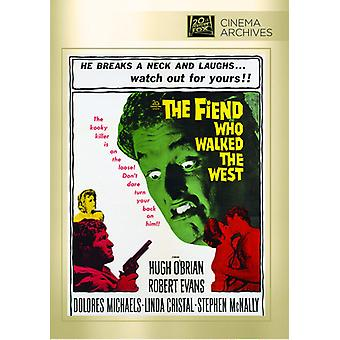 Fiend Who Walked the West [DVD] USA import